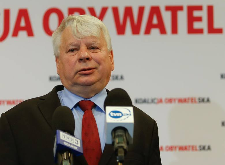 Bogdan Borusewicz (Koalicja Obywatelska)