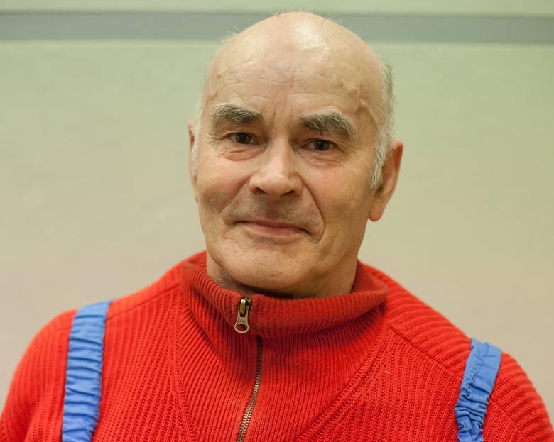 Krzysztof Białynicki był znakomitym hokeistą.