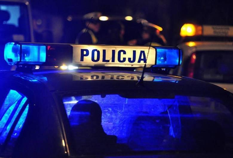Tragiczny wypadek w Tychach. Pociąg potrącił 65-latka, zginął na miejscu