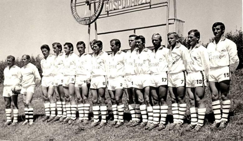 W piątek, 26 marca, Star Starachowice obchodził 95 rocznicę powstania. Obecnie występuje w świętokrzyskiej czwartej lidze piłkarskiej. Jak informuje