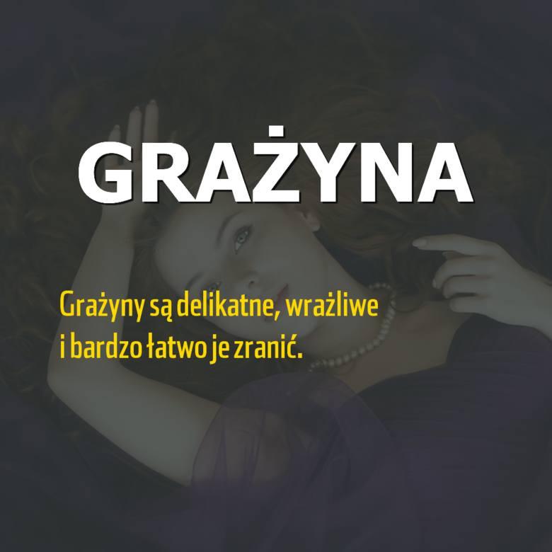 ZOBACZ TEŻ: Sto najpopularniejszych nazwisk w Polsce [LISTA]Polskie imiona wszech czasów [SPRAWDŹ]Na podstawie opinii wyrażanych przez internautów zebraliśmy