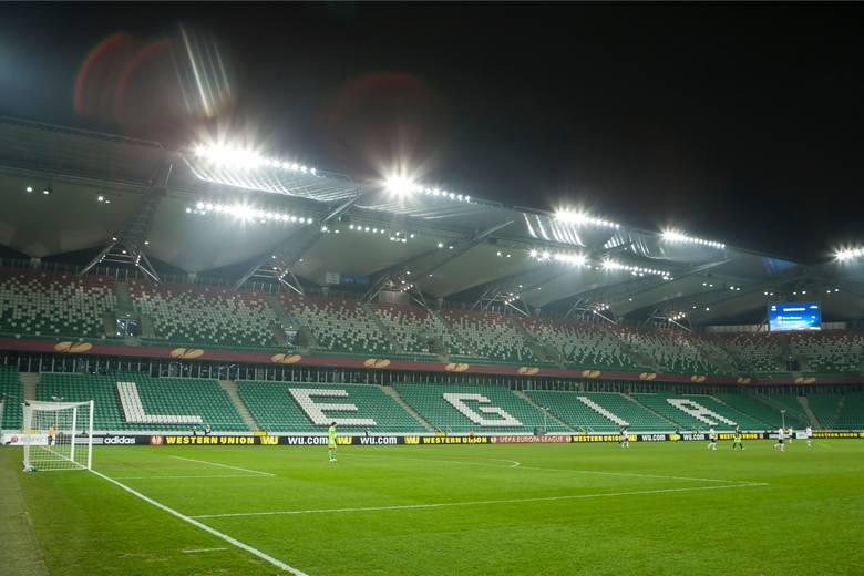 Mecz Atletico - Chelsea może odbyć się na stadionie Legii Warszawa