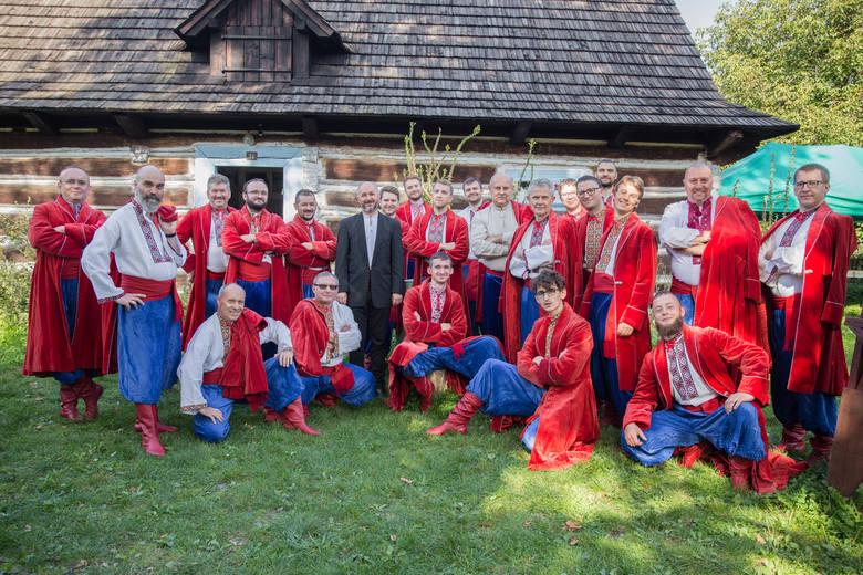 Żurawli to esencja kultury i muzyki ukraińskiej w Polsce