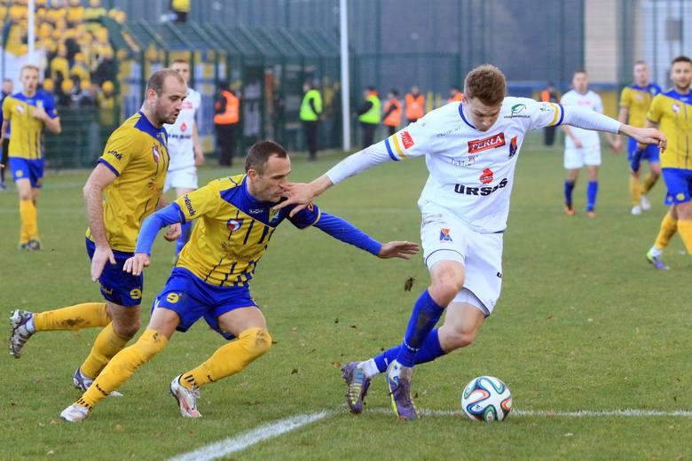 Motor Lublin pokonał Avię Świdnik i pierwszą rundę III ligi zakończył jako lider