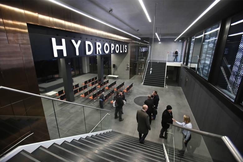 Hydropolis zamknięte. Sanepid nie zgodził się na otwarcie