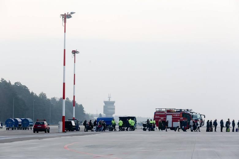 Lotnisko to nie tylko samoloty i pasażerowie [ZDJĘCIA]