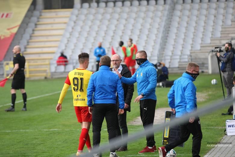 Trener Korony Kielce Dominik Nowak prosi kibiców o doping w sobotnim meczu z GKS Bełchatów