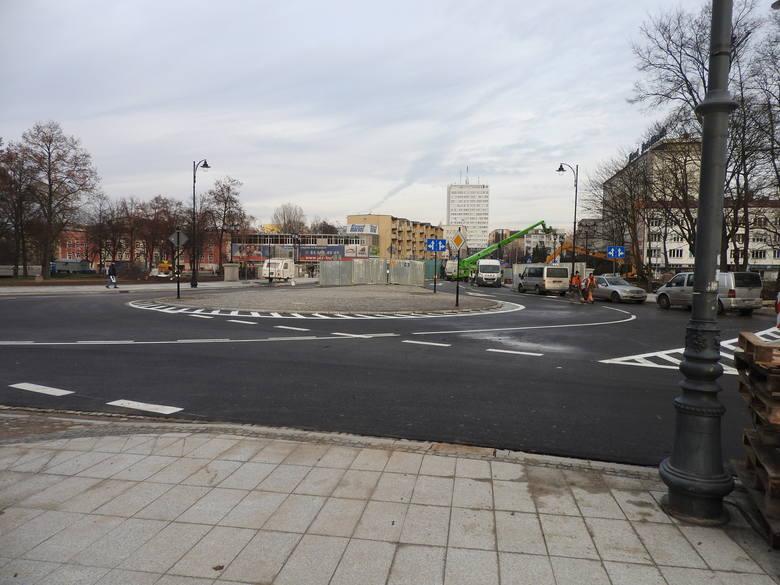 Remont mostu na ul. Pałacowej dobiega końca. Zmieni się też organizacja ruchu.