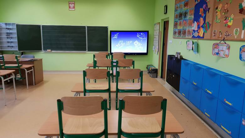 Wraca nauka zdalna w klasach 1-3. Przez najbliższe 3 tygodnie dzieci będą się uczyć tylko przez internet.