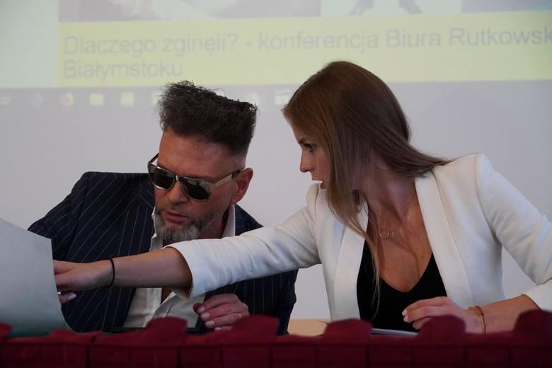 Krzysztof Rutkowski poinformował o odnalezieniu ciała. Według jego informacji to zaginiony Łukasz Porwolik