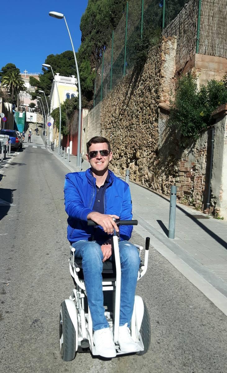 Powstał projekt upowszechnienia turystyki wśród osób niepełnosprawnych