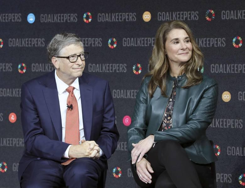 USA: Bill i Melinda Gates rozwodzą się. Ich małżeństwo trwało 27 lat. Jak podzielą fortunę?