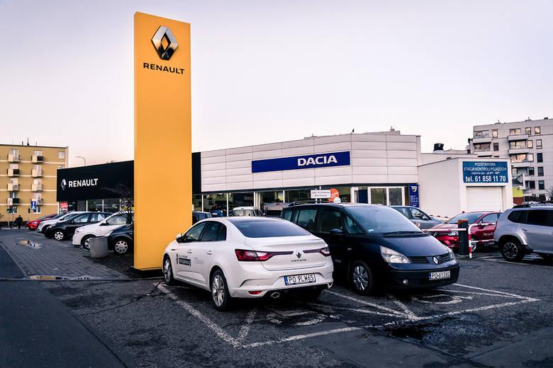 Auto Compol S.A. - Poznań, ul. Kazimierza Wielkiego 1