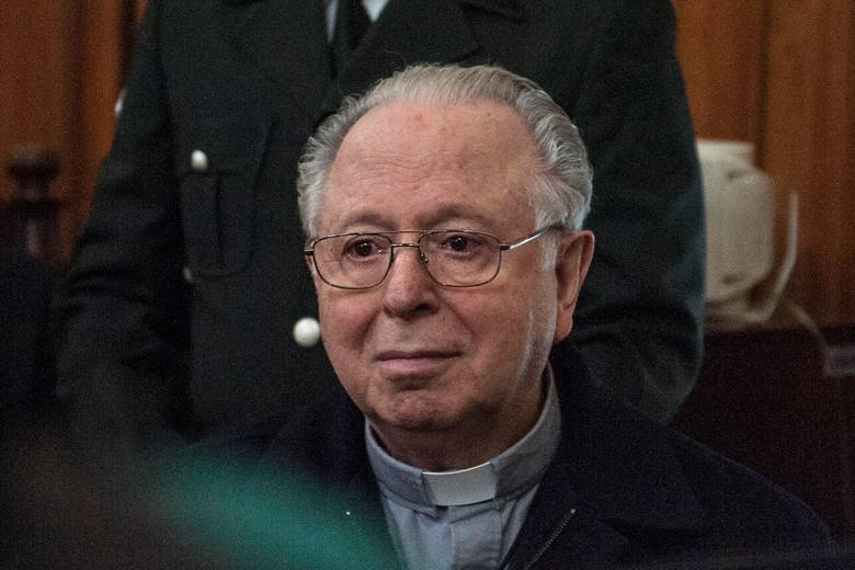 Ksiądz Fernando Karadima