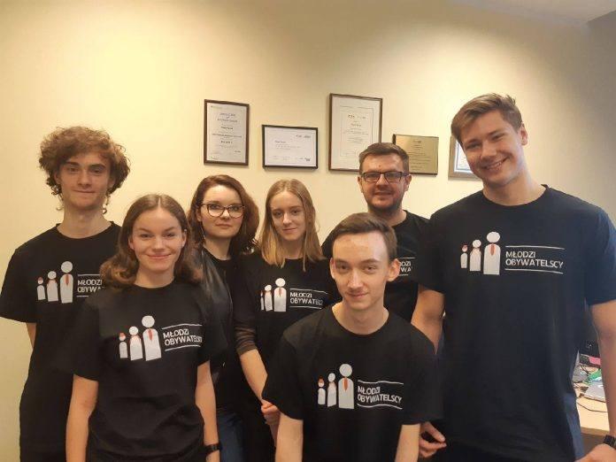 Młodzi Obywatelscy ze Słupska działają aktywnie w mieście. Brawo!