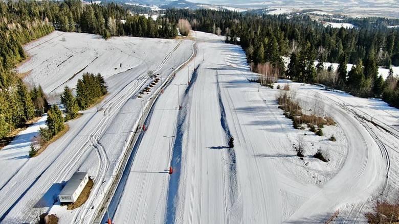 Podhale. Chcą wybudować tor dla narciarzy biegowych, który będzie czynny także w lecie