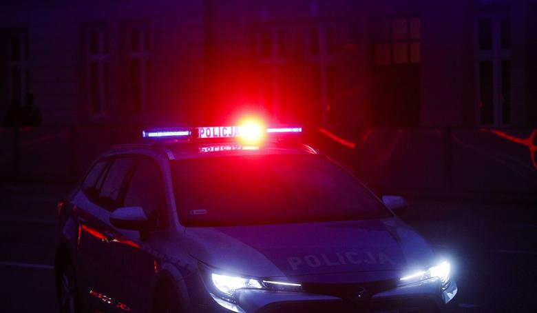 69-latka została potrącona przez samochód na przejściu dla pieszych na ul. Żwirki i Wigury w Dukli