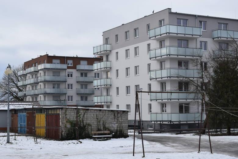 W Sępólnie za osiedlem Odrodzenia przy ul. Baczyńskiego, jeśli zgodę wyrazi Rada Miejska, powstaną 32 mieszkania w ramach Społecznej Inicjatywy Mies