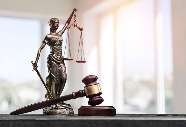 Sędziowie mieli być szczepieni priorytetowo, ale ostatecznie nie wyrażono na to zgody. (zdjęcie ilustracyjne)