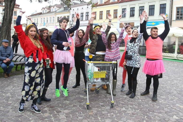 Studenci przejęli klucze do miasta, rozpoczęły się Juwenalia. Zobaczcie zdjęcia!