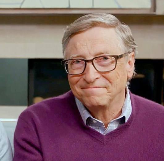 Numer cztery na liście to Bill Gates, który zgromadził aktywa warte 124 mld. dol.