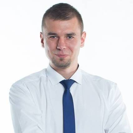 Adrian Łuckiewicz, burmistrz Wasilkowa, sms na 72355 o treści BSA.2 (2,46 zł z VAT)