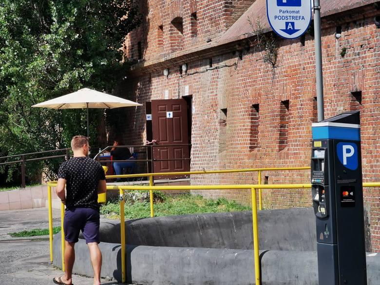 W miejscu po klubie Pilon miasto chce otworzyć punkt obsługi turystów
