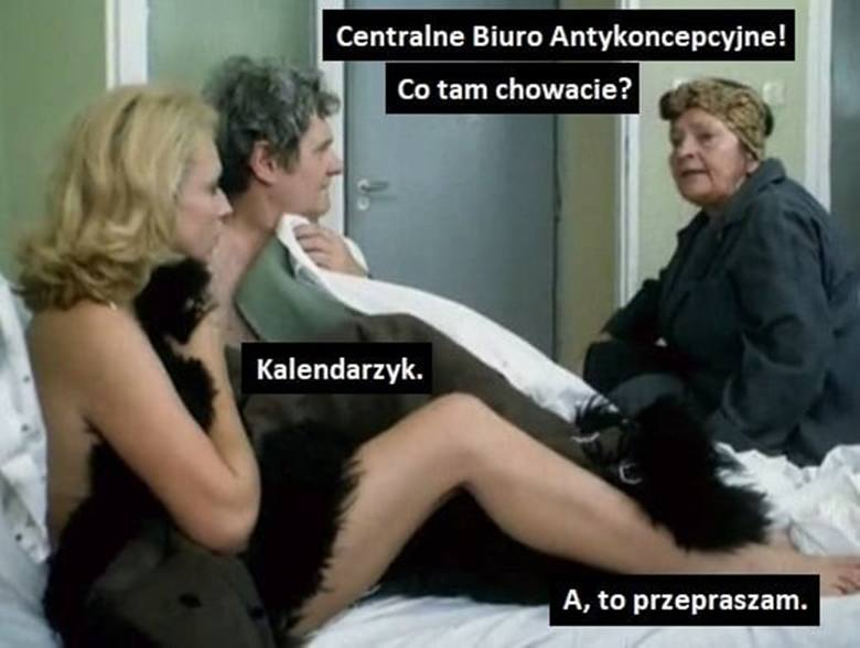 Centralne Biuro Antykoncepcyjne oczami internautów. Zobacz memy na kolejnych slajdach galerii