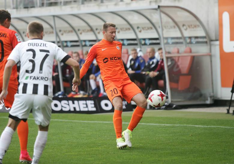 Jarosław Kubicki zagrał znakomite zawody i w pełni zasłużył na swoją bramkę
