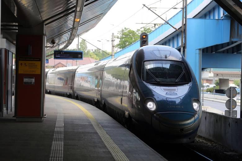 Po zamontowaniu nowego systemu pociągi z Krakowa do Warszawy będą mogły jeździć z prędkością 250 km/godz.