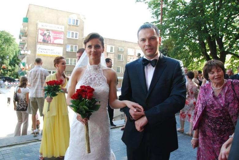 Ślub Jacka Zalka