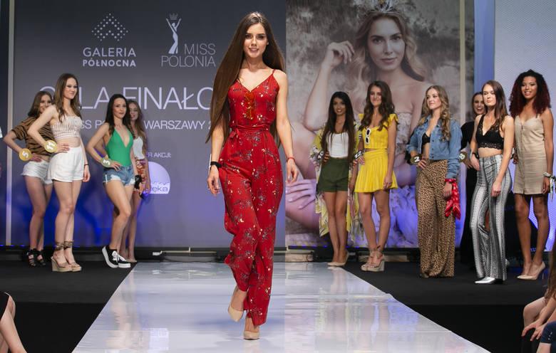 Miss Polonia Warszawy 2019 została Klaudia Kroczek [ZDJĘCIA] [WYNIKI] Będzie reprezentować stolicę w finale konkursu ogólnopolskiego