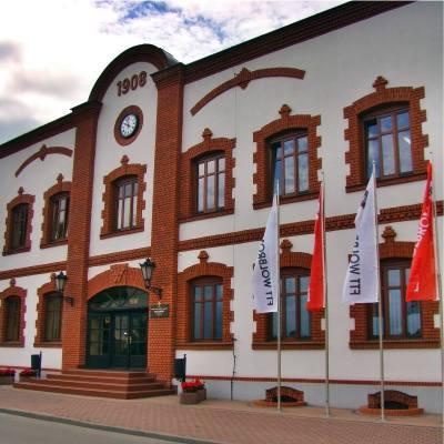 Fabryka Taśm Transporterowych Wolbrom S.A.ul. 1 Maja 100WolbromFabryka Taśm Transporterowych w Wolbromiu jest jedną z najnowocześniejszych fabryk, liderem