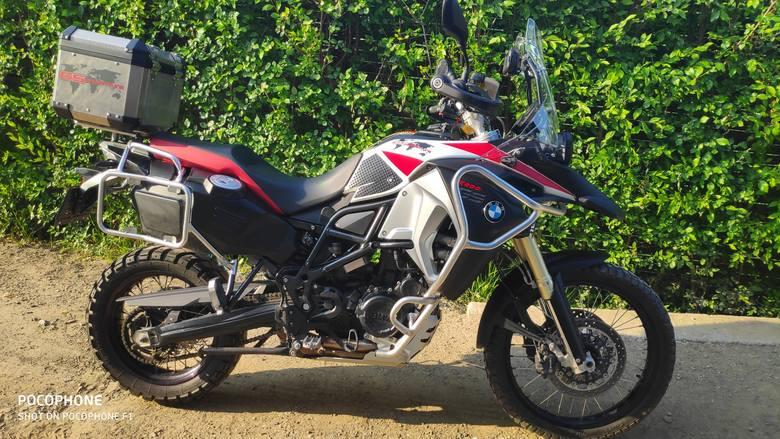 BMW F800gsKLIKNIJ i czytaj więcej o akcji MOTOCYKL ROKUKLIKNIJ i prześlij zdjęcie swojego motocykla