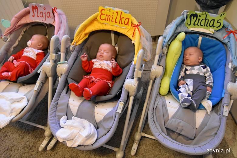 18 sierpnia 2019 roku w Uniwersyteckim Centrum Klinicznym na świat przyszły trojaczki - Maja, Emilia i Michał. Dzieci urodziły się już w siódmym miesiącu