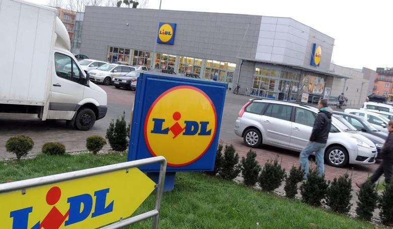 Lista płac w Lidlu