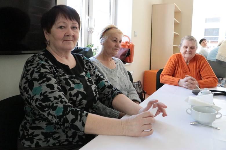 Uczestnicy są zachwyceni zajęciami w Domu Seniora w Międzyrzeczu.