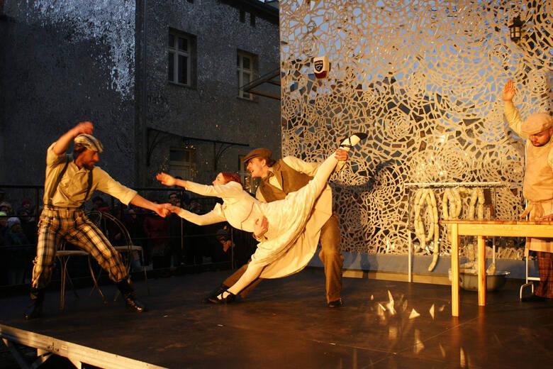 """Sen Panny Franciszki"" – spektakl Teatru Antoniny Jakubowskiej"
