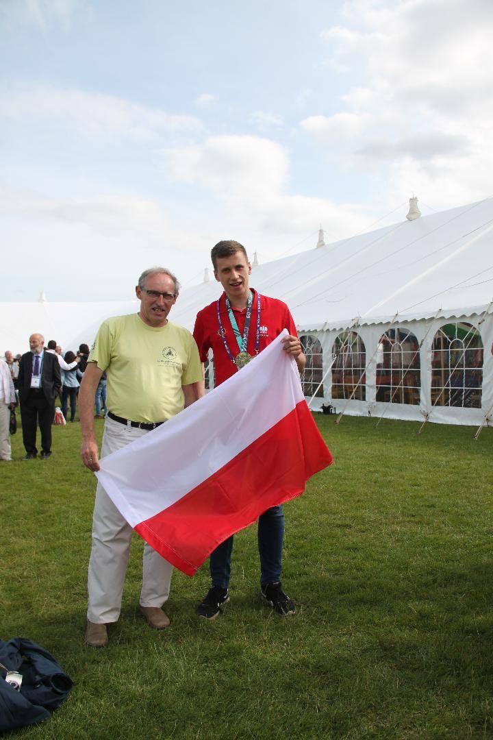19-letni Janek Fornal z Rzeszowa to matematyczny geniusz