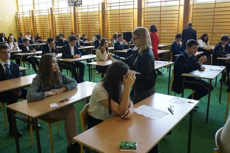 Próbny egzamin ósmoklasisty 18-20.12.2018: język polski, matematyka, język obcy nowożytny