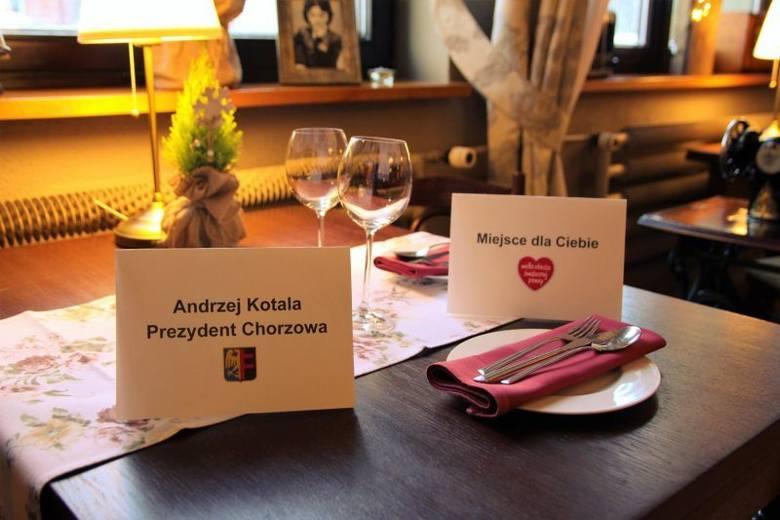 WOŚPowego pomagania w Chorzowie. Trwają licytacjeKolacja z prezydentem Chorzowa