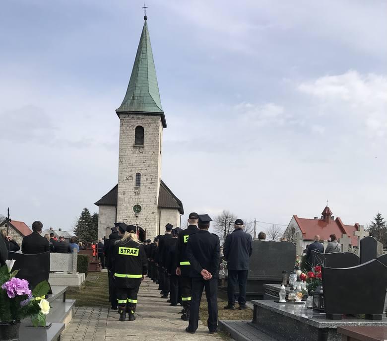 Uroczystości pogrzebowe Michała Mikody
