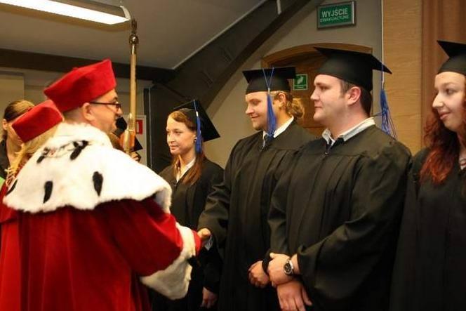 Inauguracja roku akademickiego na Akademii Pomorskiej.