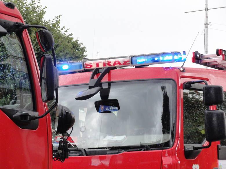 Straż pożarna, zdjęcie ilustracyjne