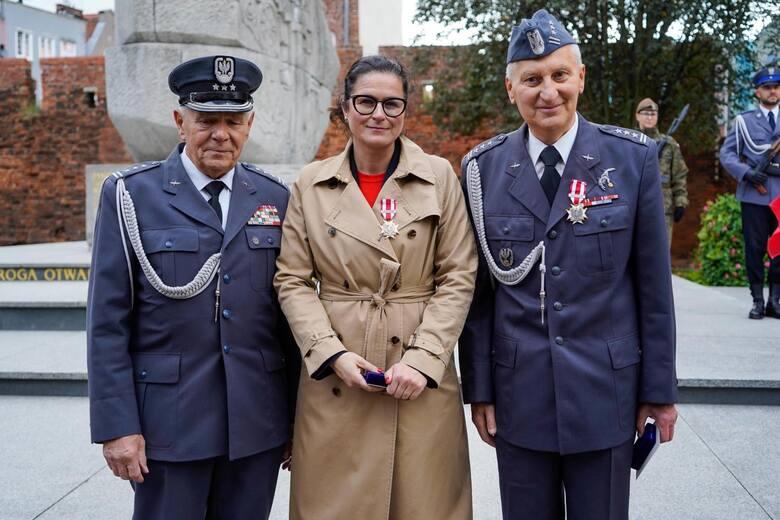 W Gdańsku upamiętniono Czyn Bojowy Polskich Sił Zbrojnych na Froncie Wschodnim