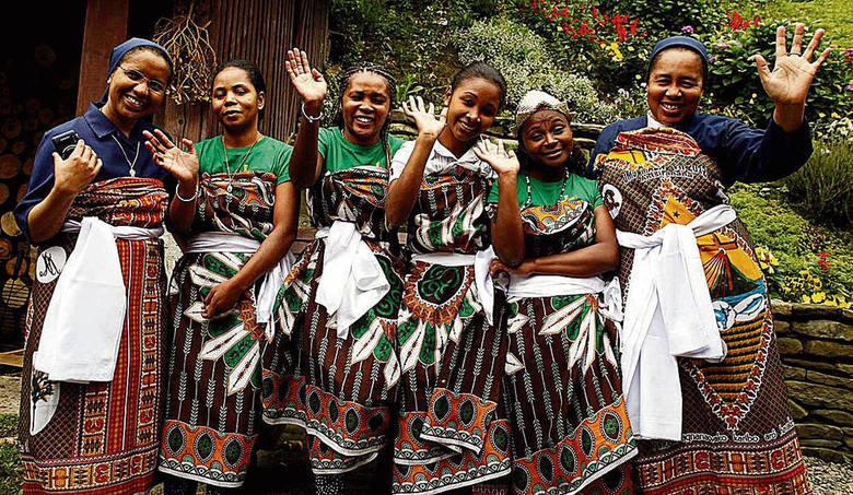 Pielgrzymi z Madagaskaru są już w Małopolsce