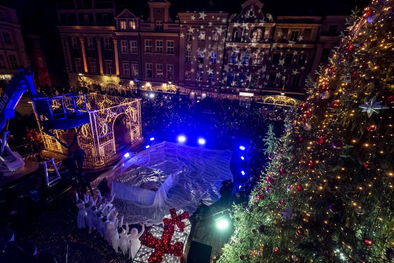 Od 30 listopada na Starym Rynku będzie sporo atrakcji! Poznań Ice Festival, warsztaty dla dzieci oraz występy artystyczne – to tylko kilka propozycji,