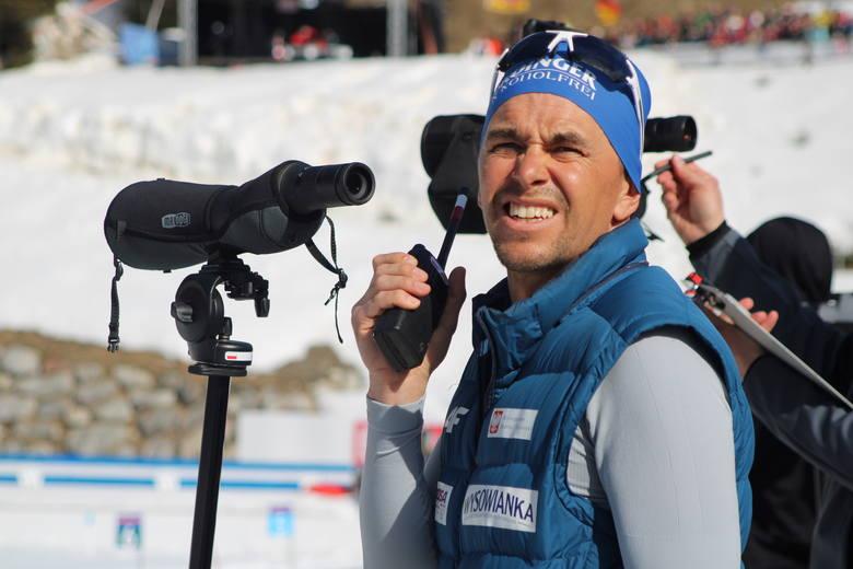 Trener Michael Greis