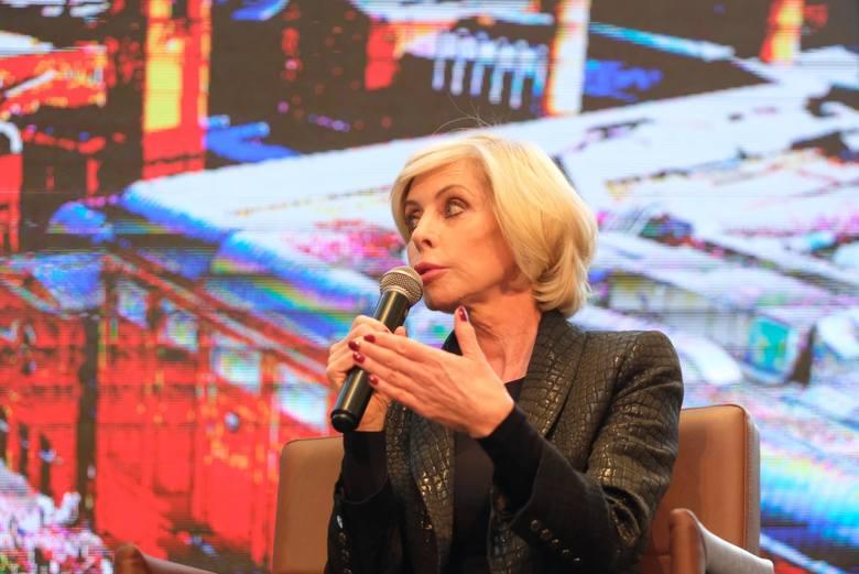 Kolejne miejsca w zestawieniu zajęły kolejno Barbara Komorowska, która wraz z mężem Zbigniewem Komorowskim jest współwłaścicielką Bakomy, jednego z największych