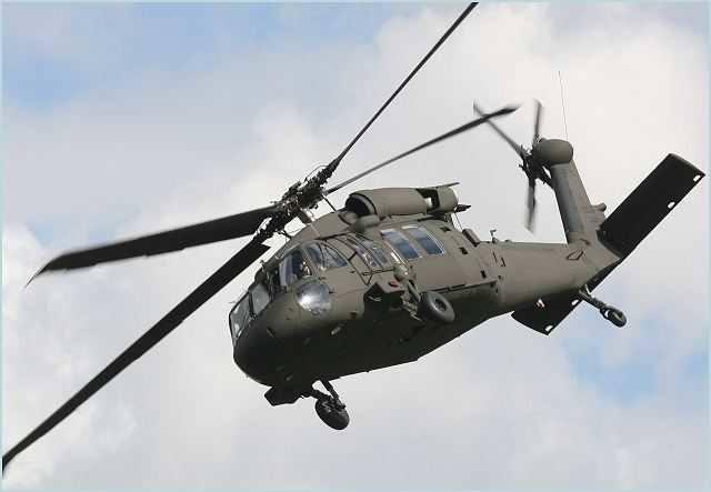 Wojsko Polskie otrzyma nowe śmigłowce. Będą to black hawki z Mielca